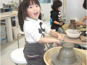 【石川・金沢】楽しく手びねり陶芸体験★小さなお子様も安心!の画像