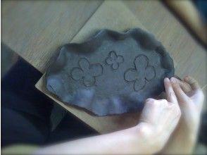 【山形・天童市】土を手でこねて、陶芸体験(手びねり体験)の画像