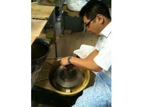 【山形・天童市】★一番人気★陶芸の醍醐味!電動ろくろを使って陶芸体験をしようの画像