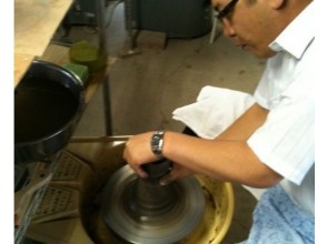 [Yamagata/ Tendo City] The most popular! Let's experience the pottery experience using the electric pottery pottery! Group Events are also OK!