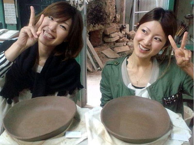 【徳島県・手びねり陶芸体験】大谷焼窯元で手びねりで器をつくろうの紹介画像