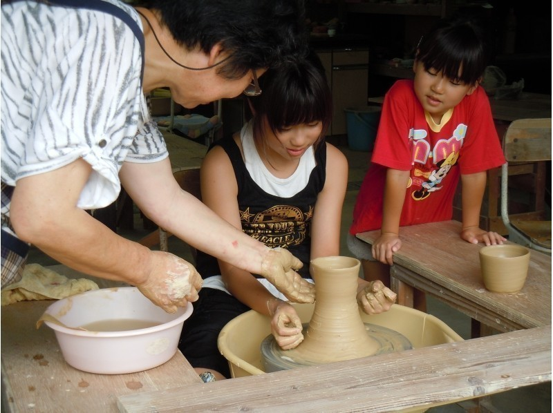 [Saga/ Ureshino] Electric potter's wheel experience at Shida ware's hometown-a museum of industrial heritage! Learn the history of Shida ware!