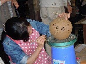 [佐賀嬉野]日本遺產博物館製造經驗!讓圖像,以產生一個燈罩