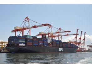 【神奈川・クルージング】豪華船で行く、赤レンガ倉庫横浜クルーズの画像