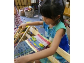 【Chiba · Funabashi】 Enjoy production with freakiness! Image of making a hand-woven stole · table center