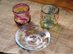 【山梨・吹きガラス】本格吹きガラス体験! 「宙吹き」でオリジナル作品をの画像