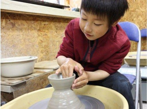 【長野・八ヶ岳】野辺山高原で陶芸体験!小学生から参加できる「電動ろくろコース」
