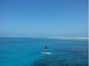 [Okinawa Yomitan] one full day, plenty enjoy the sea! [SUP 1DAY tour]