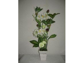 [Shiga-Kusatsu] experience the flower arrangement! Let's make the original work