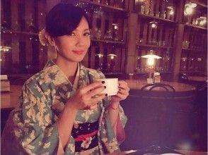 【北海道・着物レンタル】アンティーク着物で小樽観光、ゆっくり3時間コースの画像