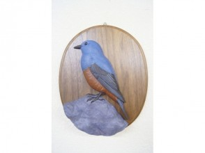 【Tokyo Metropolitan Woodworking Experience】 Recommended for home interior as well as gifts! Image of bird carving experience