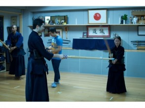 """☆ the industry's first full-scale Kendo experience tour """"SAMURAI TRIP"""" ☆ of image"""
