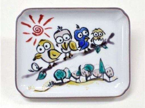 【石川・加賀】山代温泉のギャラリーで九谷焼の絵付けを体験!マイ器・マイカップを作ろう