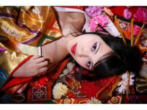 [Osaka Shinsaibashi] courtesan experience Peony (peony) course ★ photo gift There ★ image of