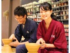 [東京表參道]在時尚的總和可以建立工作室全面的陶瓷作品! [電動陶輪1天體驗教室]
