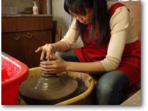 【北海道・陶芸体験】手びねりとろくろ、それぞれの手法で1点ずつ作陶できるお得なプラン!