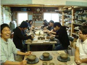 【北海道・陶芸体験】まずは基礎を学んでから!手びねり体験プランの画像