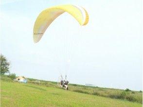 【静岡・天竜川】モーターパラグライダー体験タンデムフライト(15分コース)の画像