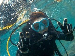 【沖縄・那覇/ダイビング】沖縄で海体験!体験ダイビング