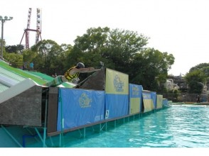 【Seibu Yuenchiuchi】 Japan First! Fusion of slider and jump stand! Water Japon (1 day ticket)
