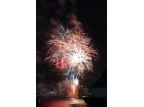 [August 1 (Monday) Koto fireworks] boarding than Kiyosumishirakawa. Houseboat viewing cruise (with meals and all you can drink)