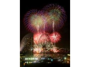 Enjoy [8/2 (Tuesday), Kanagawa newspaper fireworks] pirate ship Kanagawa newspaper fireworks viewing cruise