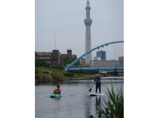 東京城市皮艇