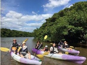 【沖縄・石垣島】記念写真付き☆のんびり、ゆっくり!マングローブカヌー(90分コース)