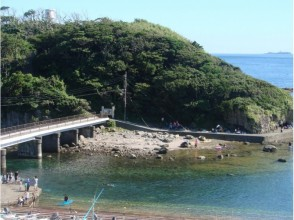 [Shizuoka ・ Shimoda ・ Ebisu island】 In the sea of Shimoda boasting excellent transparency Snorkeling Let's do it ♪