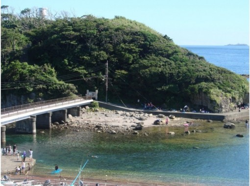 【 시즈오카 · 시모다 ·恵比須島】 발군의 투명도를 자랑하는 시모다의 바다에서 스노클링 을하자 ♪の紹介画像