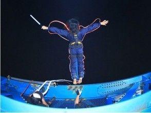 【茨城・竜神大吊橋】期間限定&予約枠限定!!高さ100mのナイトバンジー!