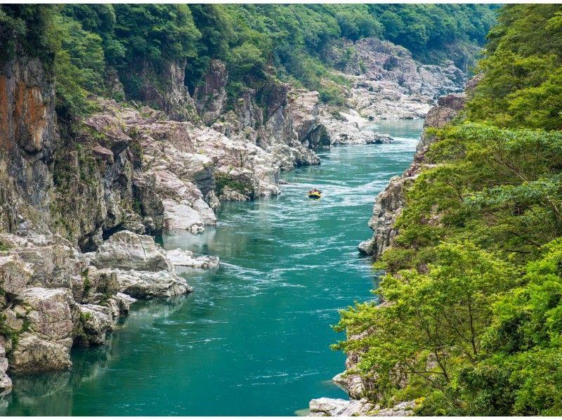 [德岛/三好]让我们尝试在吉野河上漂流! (附照片数据)の紹介画像