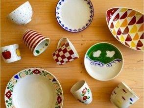 【石川・加賀】九谷焼専門店で陶器の絵付けを体験してみよう!の画像
