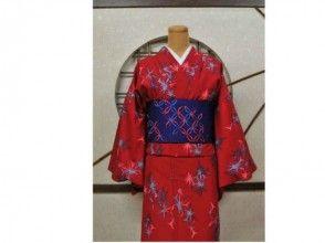 【京都・嵐山】着物レンタル夢京都おまかせコーディネートの画像