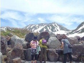 【富山・立山めぐり】トレッキング(室堂山コース)の画像
