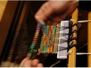 【鹿児島・姶良】緑の中のギャラリーではた織り体験!「オリジナルコースターを作ろう」初心者にも簡単!