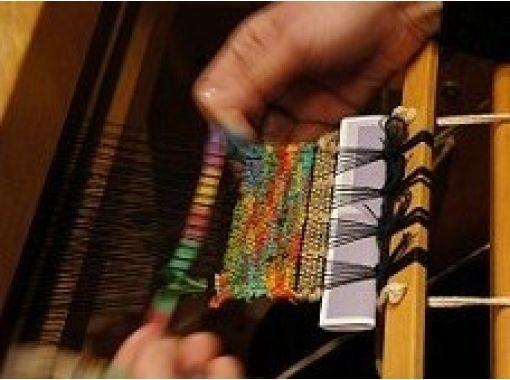 【鹿児島・姶良】緑の中のギャラリーではた織り体験![オリジナルコースターを作ろう]