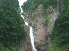 【富山・立山めぐり】トレッキング(称名滝コース)の画像