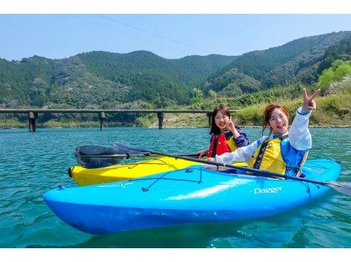 *1人乗りカヌー* 四万十川で1時間のおてがるカヌー体験!沈下橋のたもとで遊ぶ!