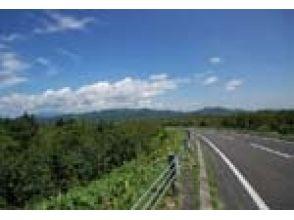 [Hokkaido Shiretoko] child pond downhill touring of MTB back Mashu-God