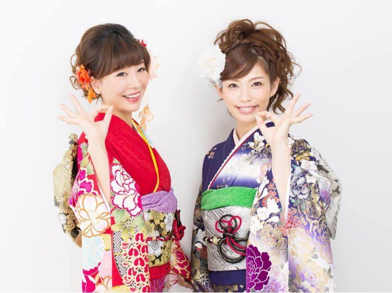 【北海道・札幌】着物レンタル&着付けセット、振袖(女性用)を着て出かけよう!の紹介画像