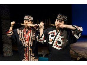 【北海道・釧路】阿寒湖に響くムックリの音色。アイヌ民族の伝統楽器「ムックリ」をつくろうの画像