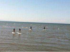 【大分・豊後高田】日本の夕陽百選の海でSUP体験。レンタルSUPでのんびり水上をお散歩