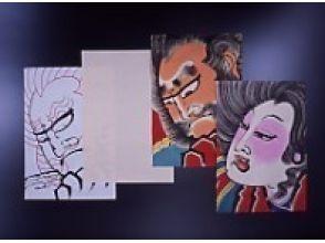 【Aomori · Hirosaki】 Popular spots · Tsugaru clan Image of original Tsugaru kite at Neputa village [Tsugaru kite painting or production experience] image