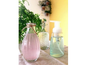 It can be used to [Fukuoka Hakozaki] hair and the whole body. Image of Let's Make a soap shampoo [liquid soap]