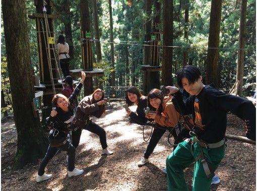 森林探險Okushin'nabe