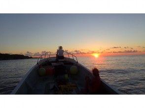 【沖縄・宮古島】ボートで行くナイトダイビングの画像