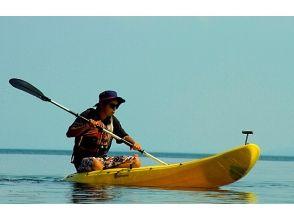 【滋賀・琵琶湖】自然を満喫!美しい奥琵琶湖でカヤック体験!の画像