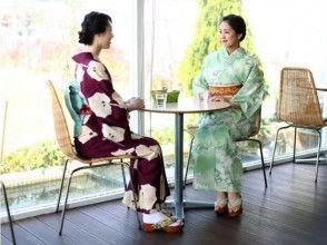 【石川・金沢】金沢観光着物レンタル浴衣散策プランの画像