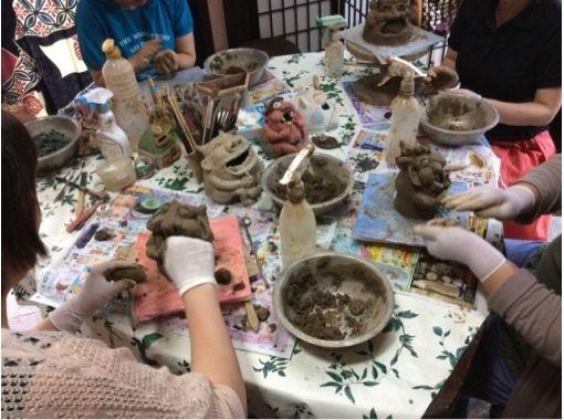 【福岡・福岡市】粘土感覚で楽しめるアート「土だま」でオリジナル作品を作ろう
